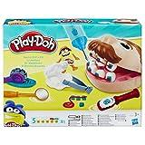 Hasbro B5520Nuovissimo set Play Doh con tutti gli accessori per operare come un vero dentista. Completo di stampini, trapano e pinze e con una vera testa dove sperimentare tutte le attività del dentista. Incluso 3 confezioni di pasta malleabileSpecif...