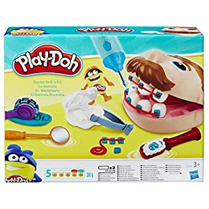 Hasbro Play-Doh - Play-Doh Dottor Trapanino, B5520EU4 1 spesavip