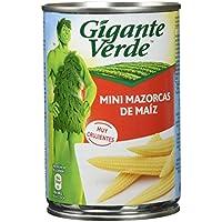 Gigante Verde - Lata Mini Mazorcas De Maíz - 410 gr