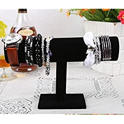 HuntGold Jewelry Bracelet Necklace Watch Chain Display Stand Holder Rack