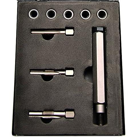 BGS kit di riparazione per alogene candele filettatura, M 8 x 1,0, 1 pz, 8647