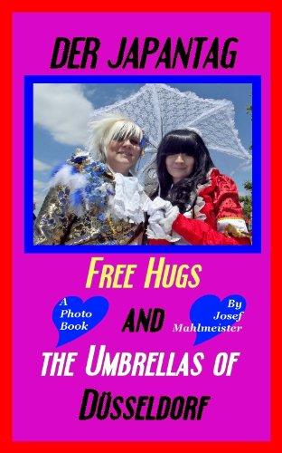 Der Japantag - Free Hugs and The Umbrellas of Düsseldorf