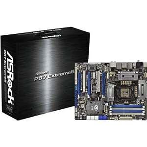 Asrock P67 Extreme6 Mainboard Sockel 1155- Chipsatz 4x DDR3 Speicher ATX