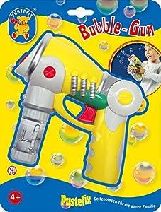Carrera Toys Pustefix - Bubble Shooter, Juego para pompas de jabón (869640)