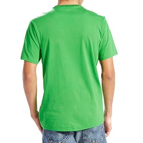Levis T-Shirt Men GRAPHIC SETIN 22491-0198 Grün Grün