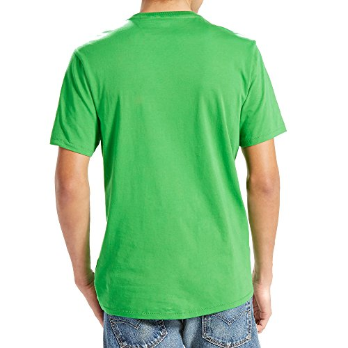 Levis T-Shirt Men GRAPHIC SETIN 22491-0198 Grün Rainbow