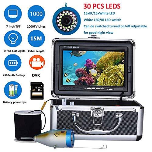Unterwasserfischen-Kamera, Beruf Fisch-Finder 7