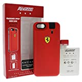 SCUDERIA FERRARI Iphone Case Eau de Toilette Red 2 x 25 ml