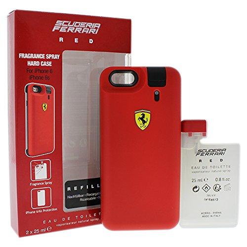Scuderia Ferrari Red Iphone Case 2x25ml Eau de Toilette