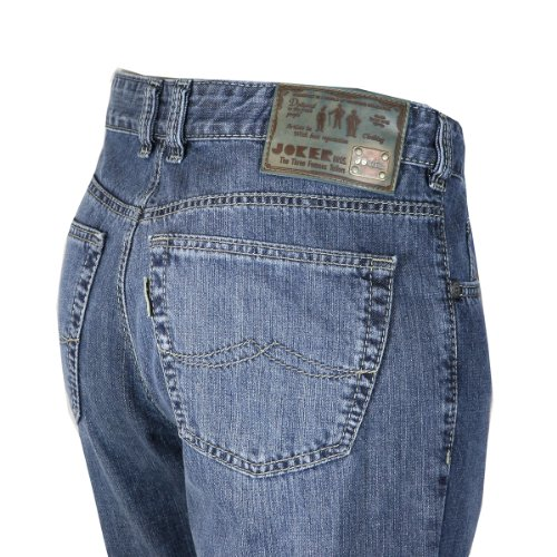 "Herren Jeans ""Clark"" Stoned Blue"