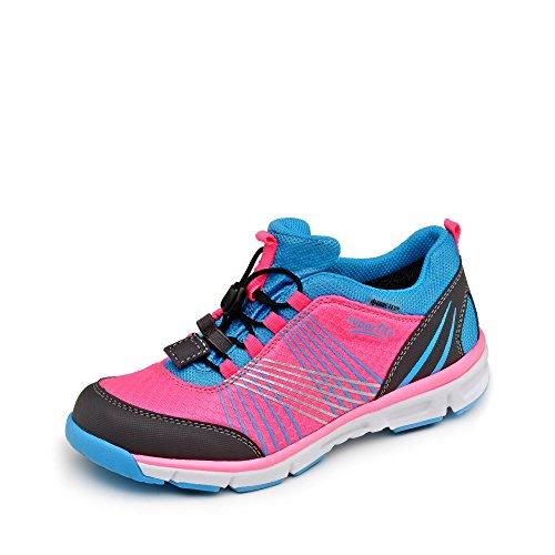 Superfit GORE-TEX® Sneaker Pink/Blau