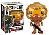 Funko Pop! Games DOOM Gold Space Marine #90 (Exclusive) by FunKo