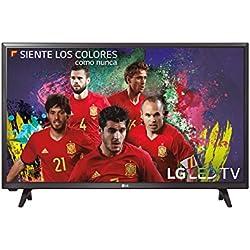"LG 32LJ500V - TV de 32"" Full HD (1920 x 1080, 2 x HDMI, 1 x USB) color negro"