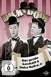 Dick & Doof - Das grosse Geschäft & Unter Null u.a.