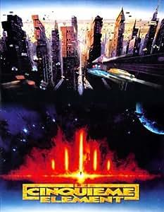 The Fifth Element Affiche du film Poster Movie Le cinquième élément (27 x 40 In - 69cm x 102cm) French Style A