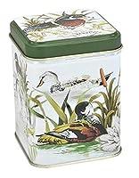 Boîte Canards Boîte à thé canard 7,1x 7,1x 9,3cm Boîte à café