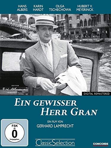 Ein gewisser Herr Gran - Mediabook