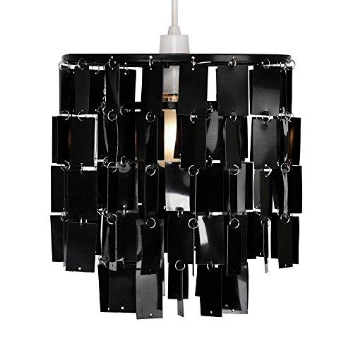 abat-jour-contemporain-pour-suspension-cascades-des-petits-panneaux-carres-noirs-c-pour-douille-de-4