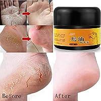 Preisvergleich für Füße Hautpflege Creme, KISSION Fußpflege Creme Cracked Heel Balsam Creme Hilfe mit Fuß Jock Juckreiz und Pilz...