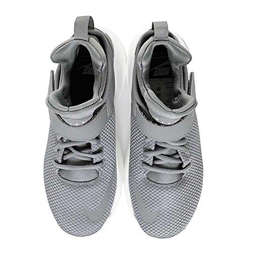 Nike 844839-003, espadrilles de basket-ball homme Gris