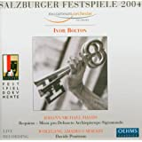 Requiem/Davide Penitente