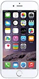 Apple iPhone 6 Smartphone (4,7 Zoll (11,9 cm) Touch-Display, 128 GB Speicher, iOS 8) silber