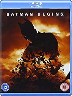 Batman Begins [Blu-ray] [2005] [Region Free] (B0019FLTH8) | Amazon Products