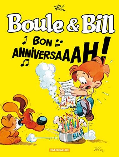 Boule & Bill : Bon anniversaaah ! : Spécial 60 ans par  (Album - Apr 19, 2019)