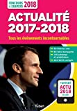 Actualité 2017-2018 - Concours et examens 2018 - Tous les...