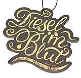 Diesel IM Blut Auto Duftbaum Lufterfrischer Air Freshener - Dub (Duft: Lemon)