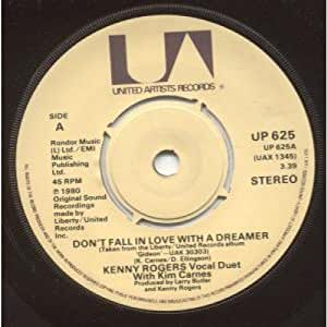 Don't Fall In Love With A Dreamer - Kenny Rogers With Kim ...