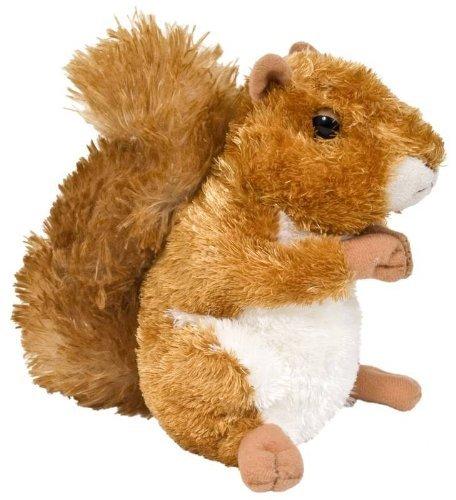 Aurora Flopsie Teddy Eichhörnchen 17,8 cm (Plüsch-eichhörnchen Große)