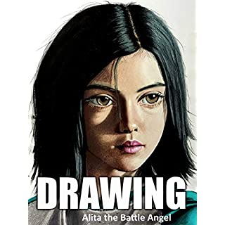 Clip: Drawing Alita the Battle Angel
