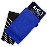 Gelpacksdirect - wiederverwendbare Warm- & Kalt-Kompresse mit Kompressionsband - Größe S (14 x 13 cm) preisvergleich bei billige-tabletten.eu
