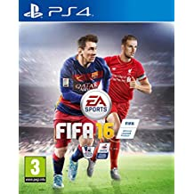 FIFA 16 (PS4) [PlayStation 4] [importación inglesa]