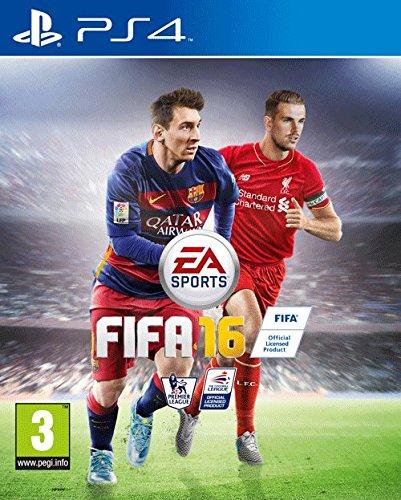FIFA 16 [PlayStation 4] [Edizione: Regno Unito]