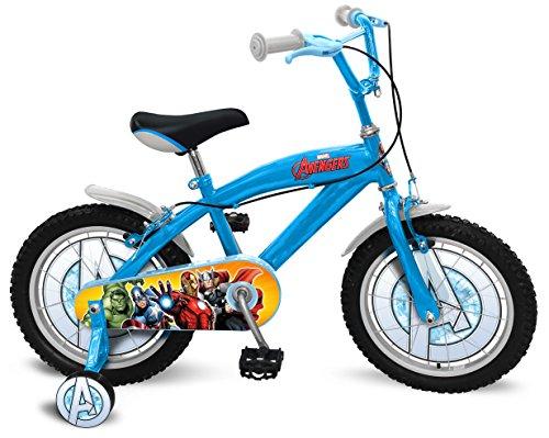 Stamp-Bicicleta 16Pulgadas-Avengers, av299027se