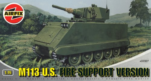 Airfix A02327 - M113 U.S. FIRE SUPPORT VERSION