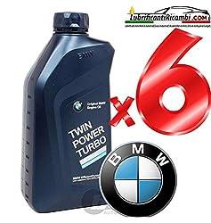 [EUR 9,97/1L] 6x1L BMW ORIGINAL MOTORÖL 5W-30 TWIN POWER TURBO LONGLIFE 04 LL-04