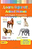 #8: Learn Gujarati Animal Names - Colorful Pictures & English Translations