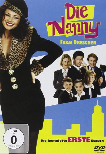 Die Nanny - Season 1 (3 DVDs)