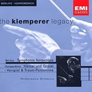 The Klemperer Legacy (Berlioz / Humperdinck)