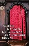 'Die Versuchung des Commissario Ricciardi: Kriminalroman (insel taschenbuch)' von Maurizio de Giovanni