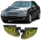Klarglas Nebelscheinwerfer H11 Gelb Paar
