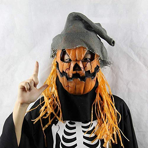 Scary Clown Kürbisse - NA Maske maskerade prom maske hllpg
