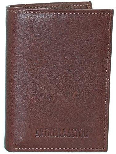 Porte-cartes Arthur et Aston Cognac