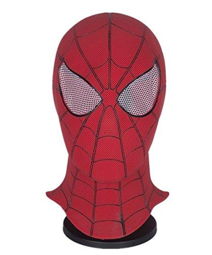 (K-Y YK Spider-Man Maske 2018 Avengers Alliance 3 Heroes Return Maske Kopfbedeckung Cosplay Halloween Maske)