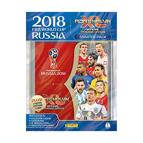 7dd171630d Adrenalyn xl fifa world cup 2018 the best Amazon price in SaveMoney.es