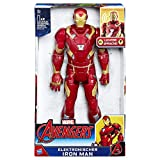 Hasbro Avengers C2162100 - Elektronischer Titan Hero Iron Man, Actionfigur