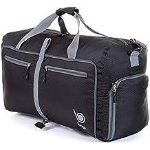 Bago Borsone Per Viaggio Bagaglio Palestra Sport Campeggio - Leggero e Pieghevole in se stessa. Borsone